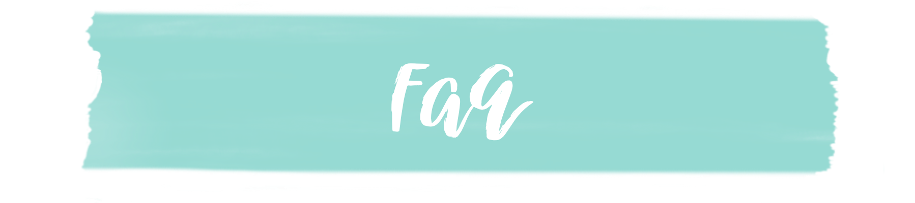 Frequently Asked Questions Label